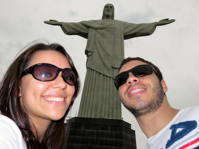 Nossa selfie :D