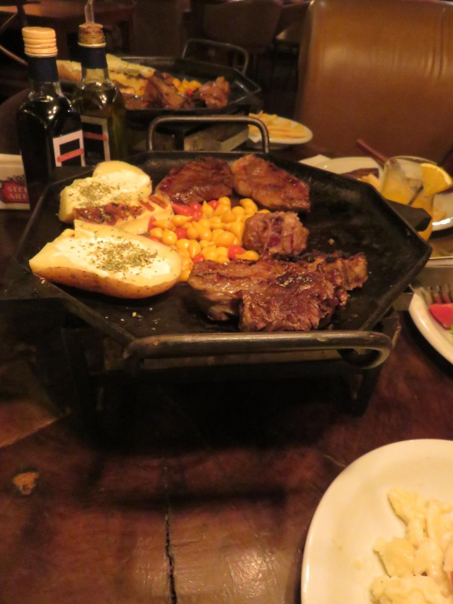 O que comemos em Gramado