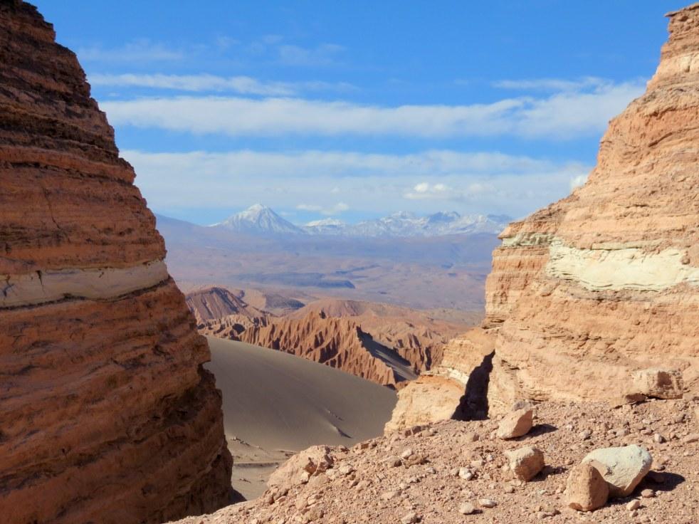 passeio valle da muerte deserto atacama