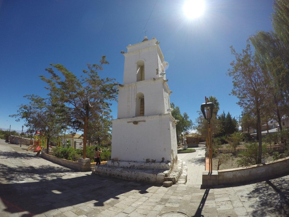 Quebrada de Jere e Povoado Tocanao